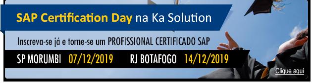 Ka Solution | Academias SAP Oficiais by Ka Solution